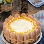 Руска шарлота1 150x150 Festive cakes and creams