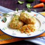 Сарми с прясно зеле киноа и зеленчуци1 150x150 Постни ястия