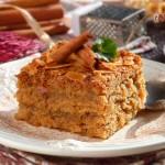 Сладкиш с грис и ябълки по мама1 150x150 Cakes and tarts