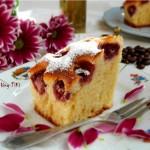 Сладкиш с череши1 150x150 Cakes and tarts