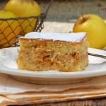 Сладкиш с ябълки 150x150 Cakes and tarts