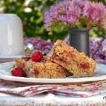 Сладкиш с ягоди и овесени ядки 3 150x150 Сладкиши и тарти