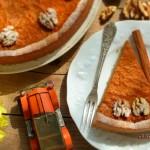 Тарт с тиква2 150x150 Cakes and tarts
