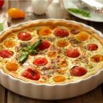 Тарт с чери доматчета1 150x150 Баници, кишове и кейкове