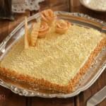 Торта от рози и вафлени кори 32 150x150 Festive cakes and creams