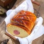 Френски бриош с наденица1 150x150 Bread and crackers