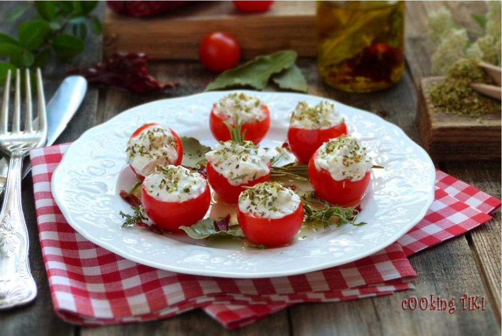 Чери доматчета с подправков зехтин 1024x685 Чери доматчета с подправков зехтин