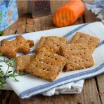Шарени крекери с моркови3 150x150 Bread and crackers