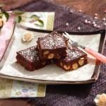 Шоколадова торта с лешници 2 150x150 Кремчета и торти