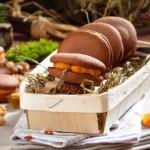 Шоколадови сладки с тиквен крем1 150x150 Дребни сладки и бонбони