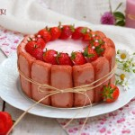 Ягодова шарлота 21 150x150 Festive cakes and creams