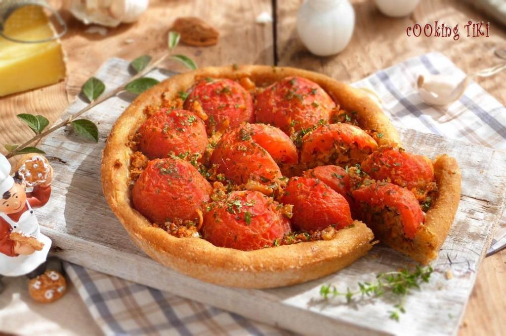 Галет с пълнени домати 3 1024x681 Галет с пълнени домати
