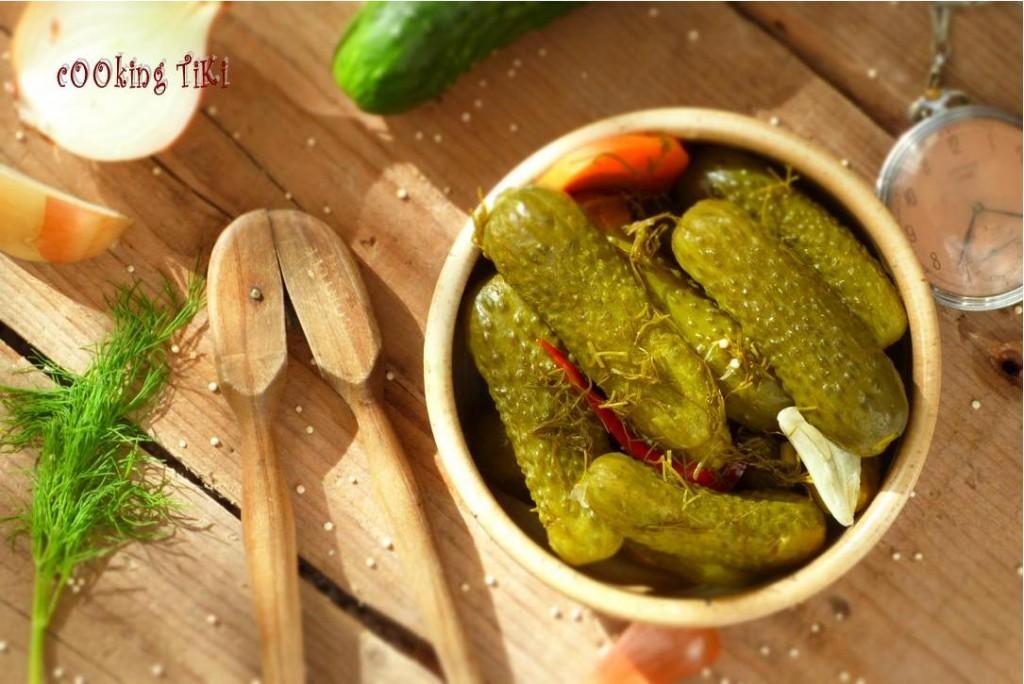 Кисели краставички 22 1024x684 Pickled cucumbers