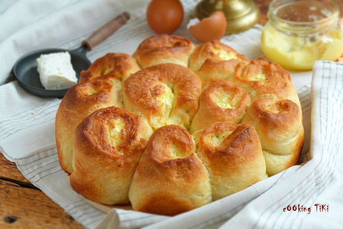 Bulgarian Bread With Feta Cheese Cooking Tikicooking Tiki