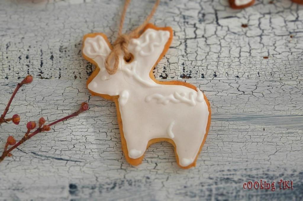 Коледни сладки за елха 31 1024x681 Biscuits de Noël pour le sapin