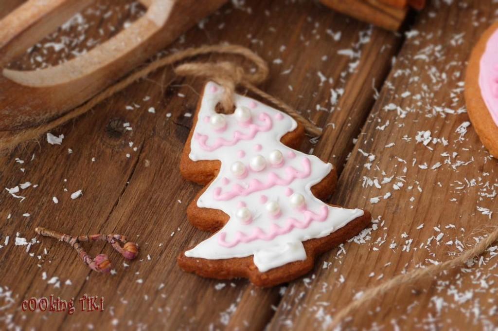 Коледни сладки за елха 51 1024x680 Biscuits de Noël pour le sapin
