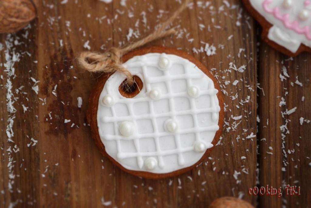 Коледни сладки за елха 91 1024x685 Biscuits de Noël pour le sapin