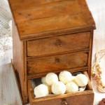 Нежни кокосови топчета 150x150 Дребни сладки и бонбони