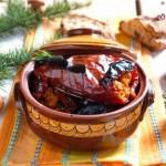 Пълнени чушки с боб 150x150 Коледа и Нова Година