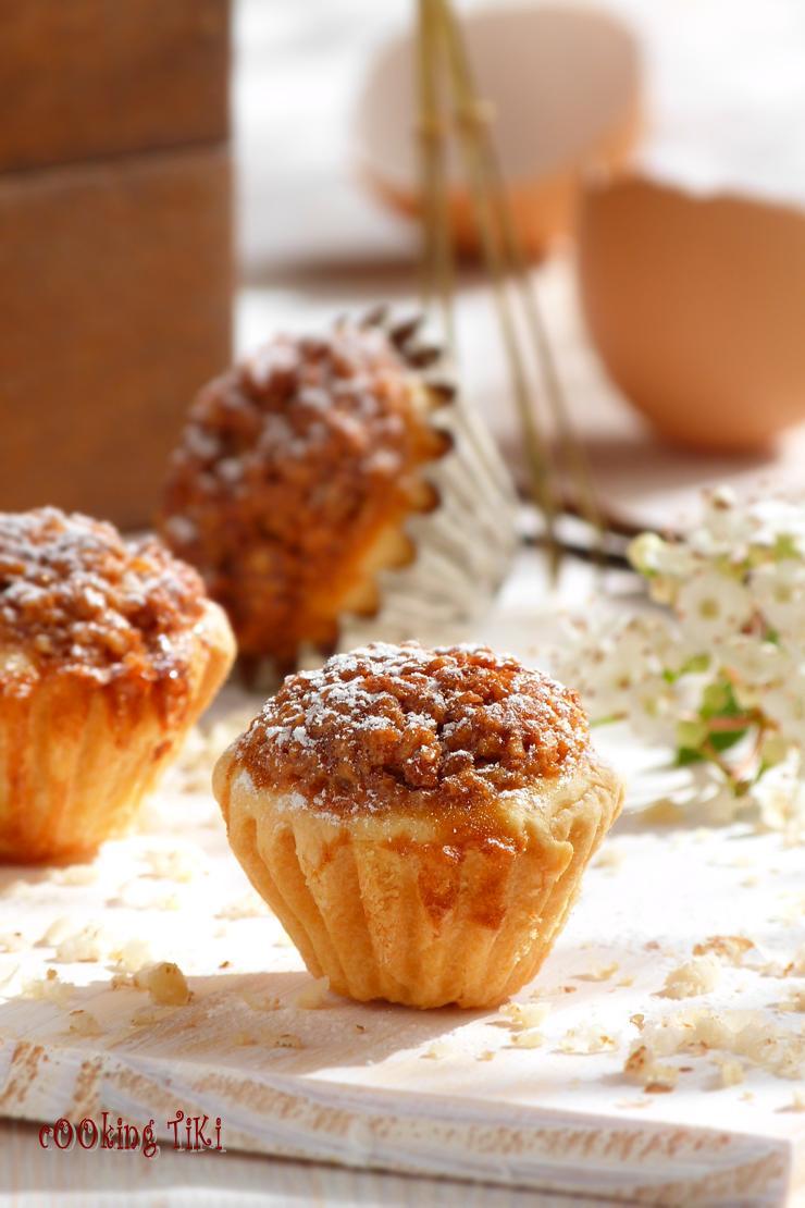 Сладки кошнички 682x1024 Mini walnut tarts