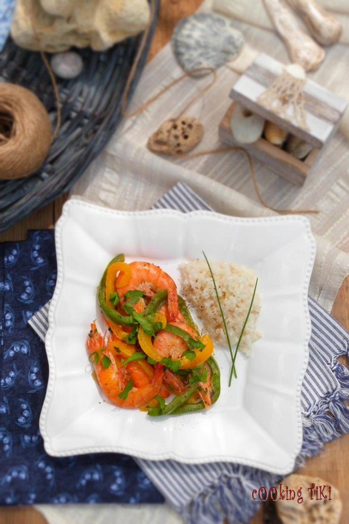 Crevettes en sauce lait de coco la br silienne cooking - Quitte moi pendant la coupe du monde ...