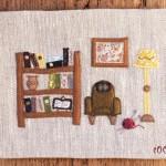 Пано стена библиотека2 150x150 Art shop