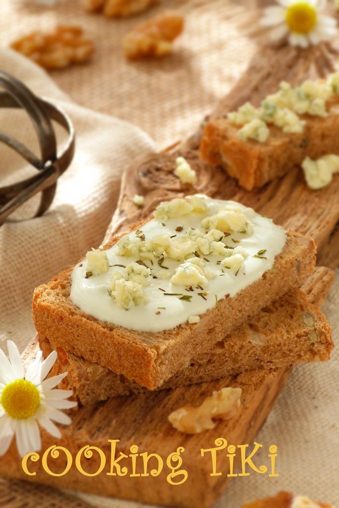 Синьо сирене за мазане2 Blue cheese spread