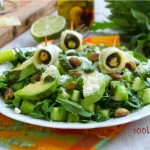 Девет цвята зелено2 150x150 Salads