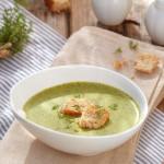 Крем супа с броколи и коприва1 150x150 Soups