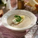 Крем супа с ендивия и кокосова сметана2 150x150 Soups