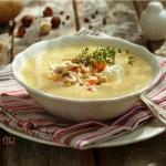 Крем супа с леща лешници и сирене2 150x150 Soups