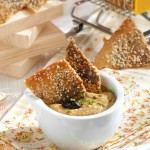 Нахутен дип с коричка2 150x150 Bread and crackers