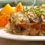 Роти от риба със зеленчуци 2 150x150 Fish and sea food