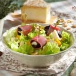 Салата с манго и сливови рулца8 150x150 Salads