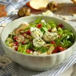 Салата с нар и круша2 150x150 Salads