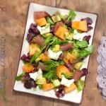 Салата с пъпеш и моцарела 22 150x150 Salads