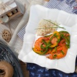 Скариди в кокосов сос по бразилски3 150x150 Fish and sea food