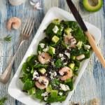 Спаначена салата с черен ориз2 150x150 Salads