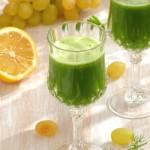 Зелено смути с киселец 150x150 Drinks and jams