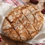 Квасен хляб със сушени домати и чушки1 150x150 Bread and crackers