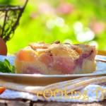 Клафути с нектарини 22 150x150 Festive cakes and creams