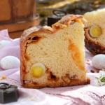 Козунак с карамел и варени яйца 6 150x150 Easter