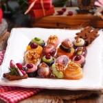 Коледни плодови хапки1 150x150 Party bites