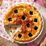 Пай с круши и боровинки 22 150x150 Cakes and tarts