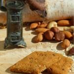 Соево нахутени крекери3 150x150 Bread and crackers