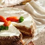 Торта с моркови 2a1 150x150 Festive cakes and creams