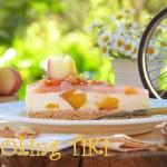 Чийзкейк с нектарини 23 150x150 Festive cakes and creams