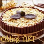 Шоколадова торта със сладко от зелени смокини3 150x150 Festive cakes and creams