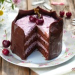 Шоколадова торта с череши 22 150x150 Festive cakes and creams