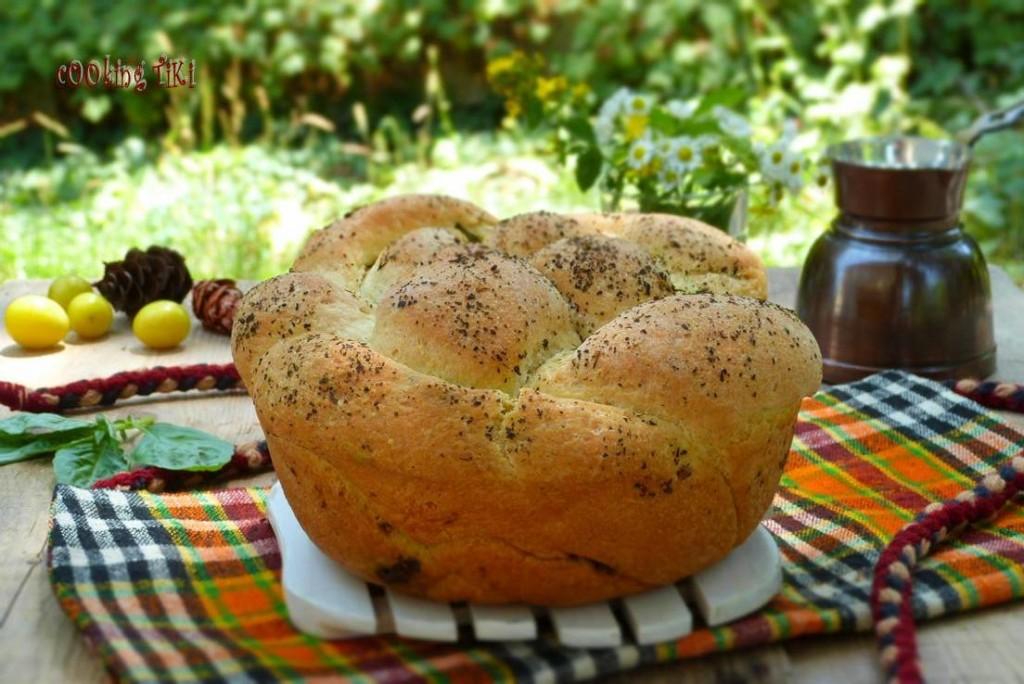 Песто питка 21 1024x684 Pesto bread